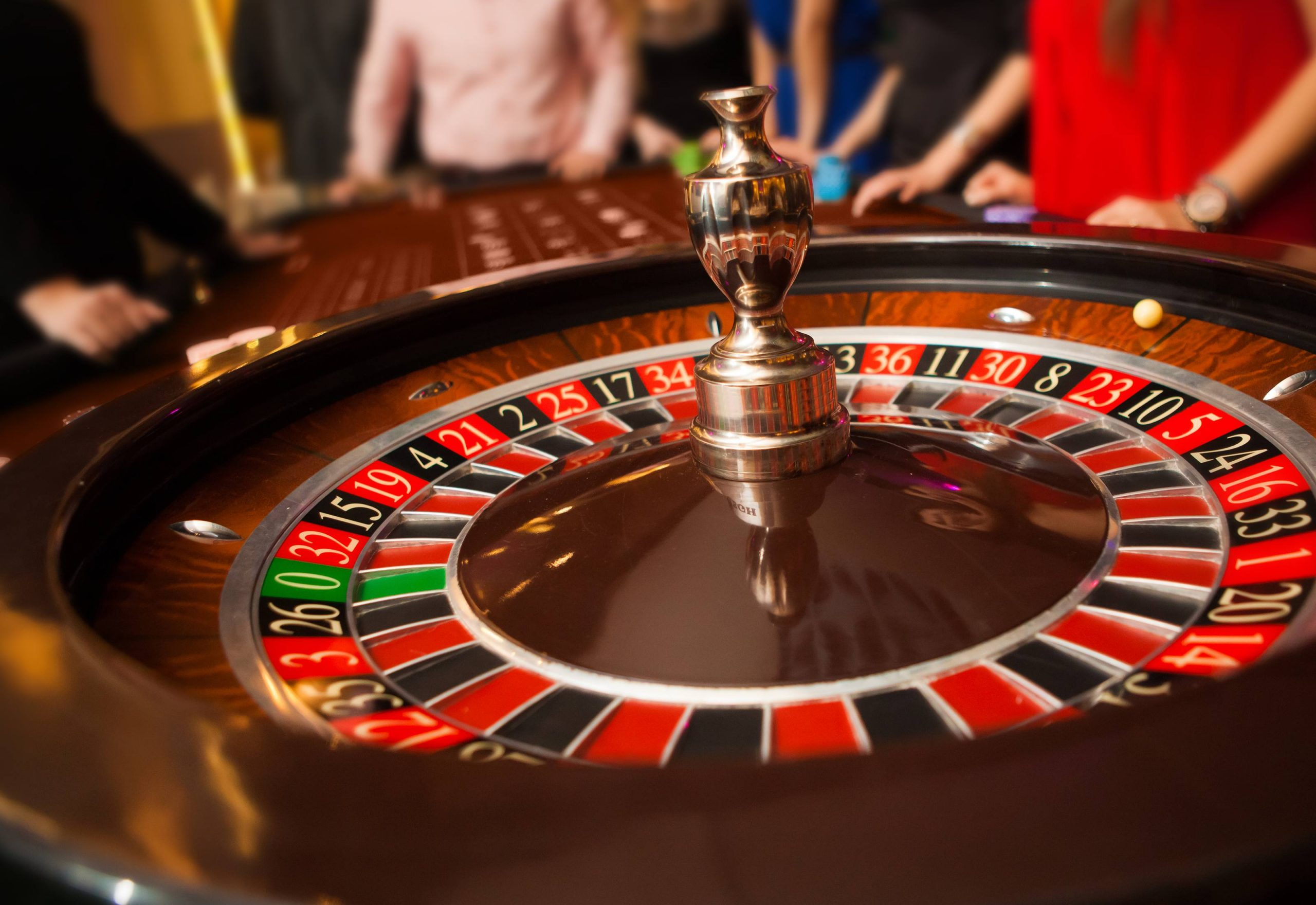 Online Roulette At All Slots Casino How To Play