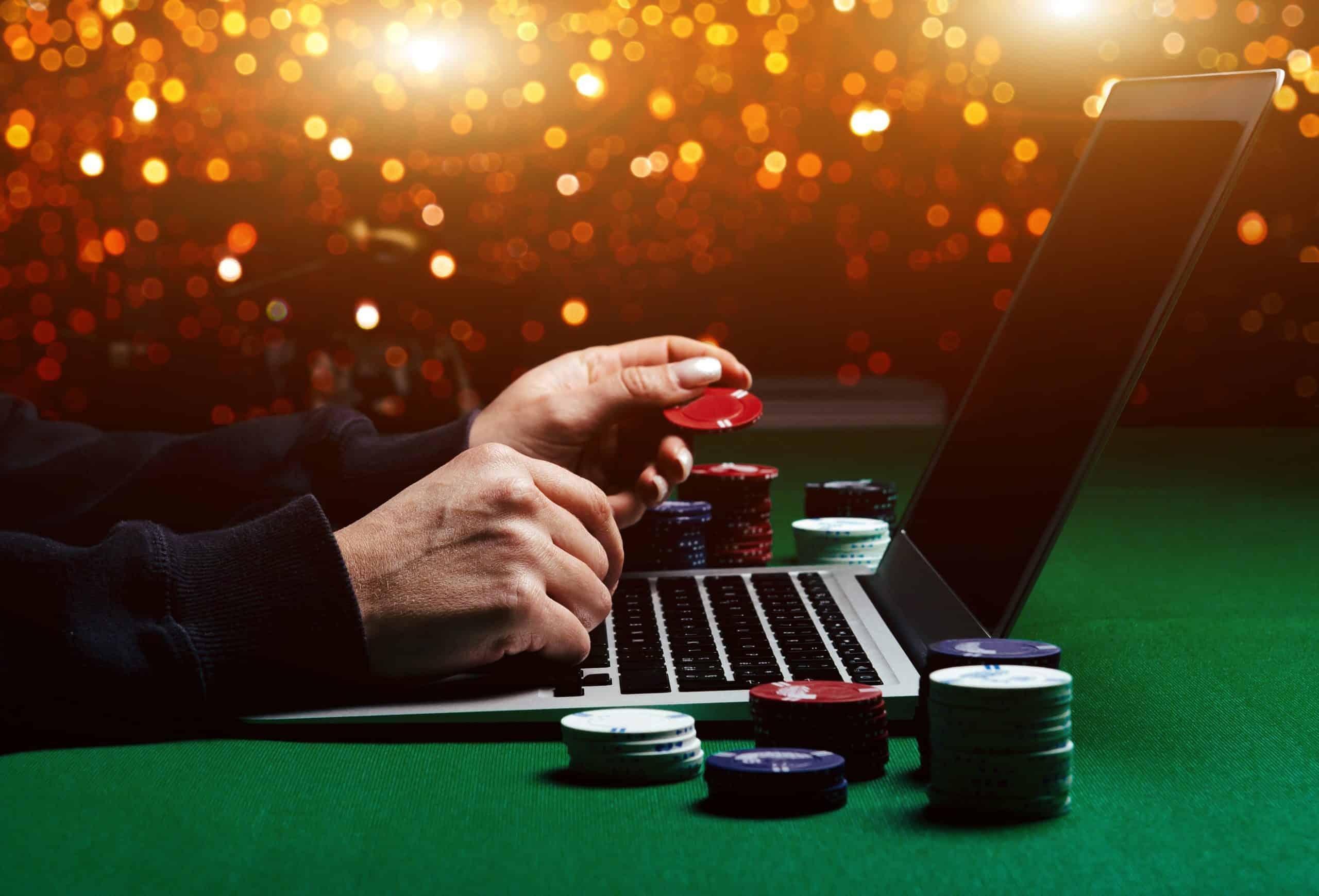 How to Start Online Casino Games?